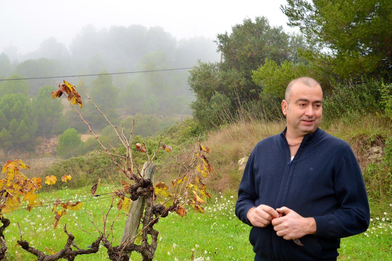 Felix Massana…As The Oldest Son He Has Inherited The Family Business.