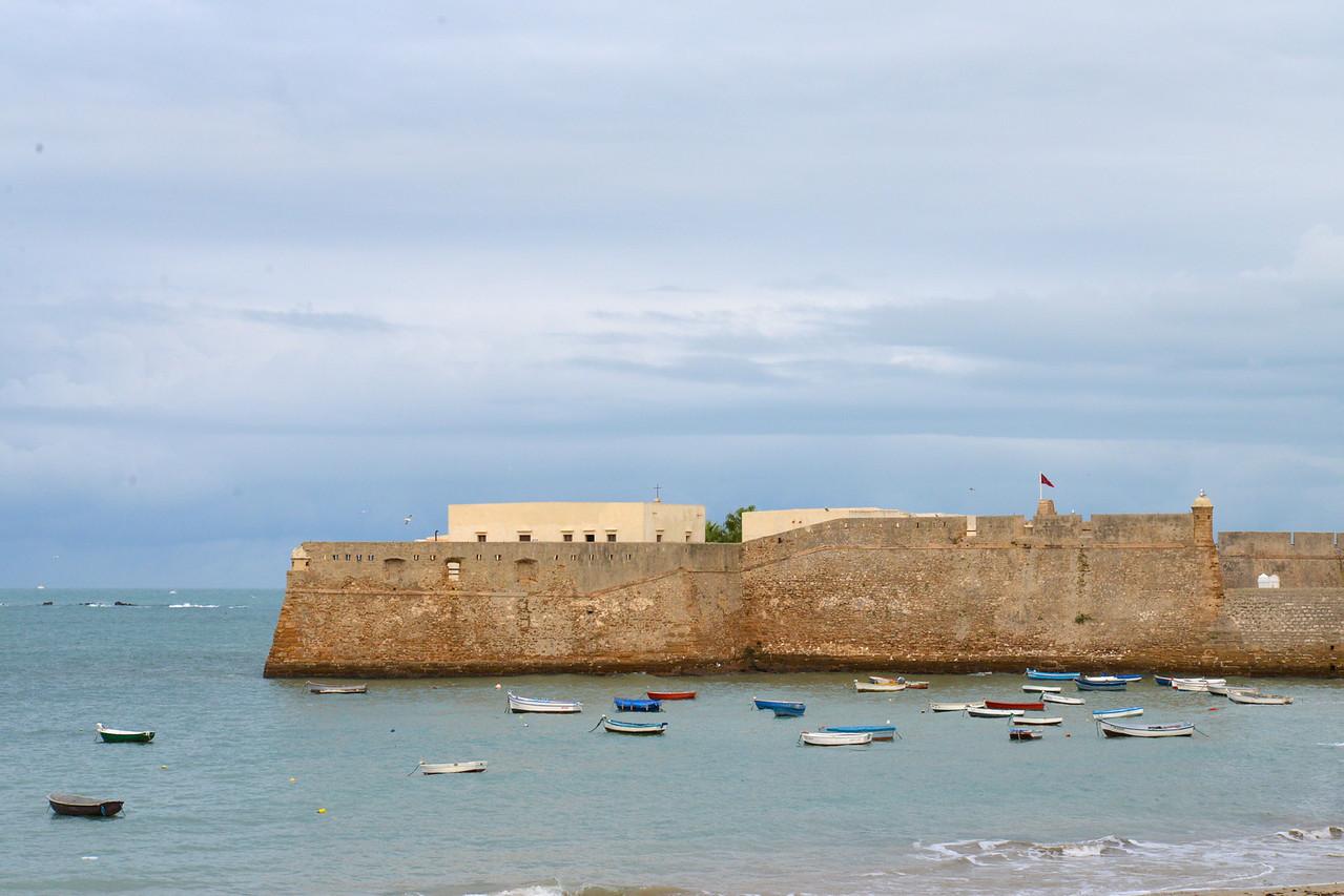 City Wall and Bastion.