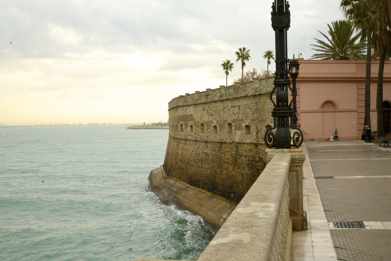 Look at The Bastion Wall.