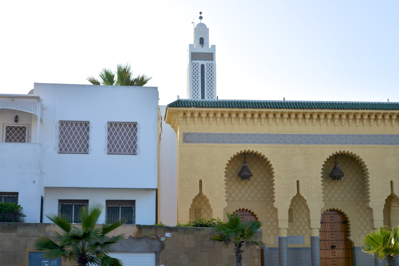 Another Local Mosque.