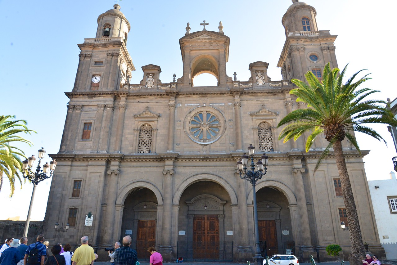 Cathedral of Saint Anne.
