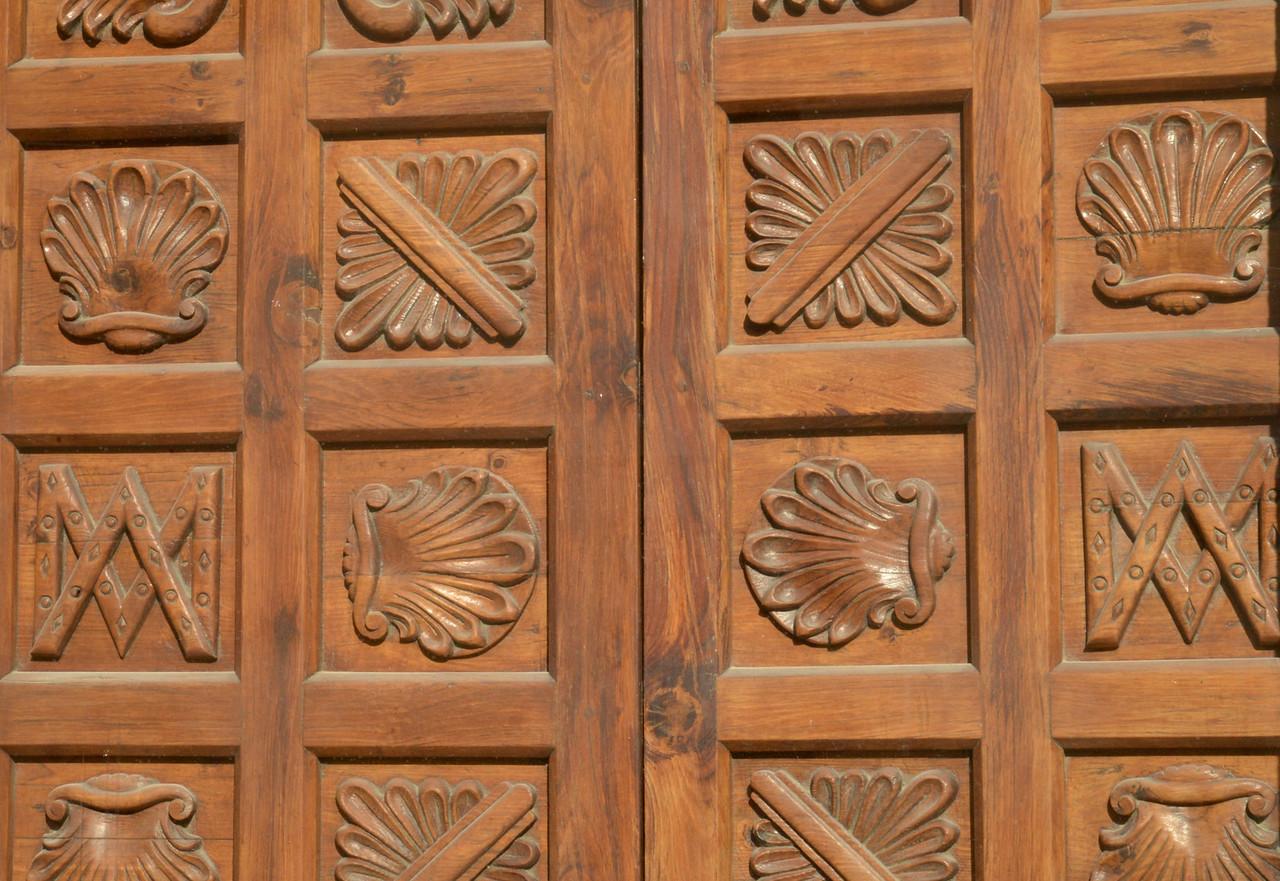Interesting Doors.