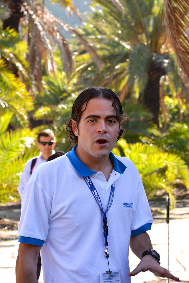 Jorge, Our Guide.