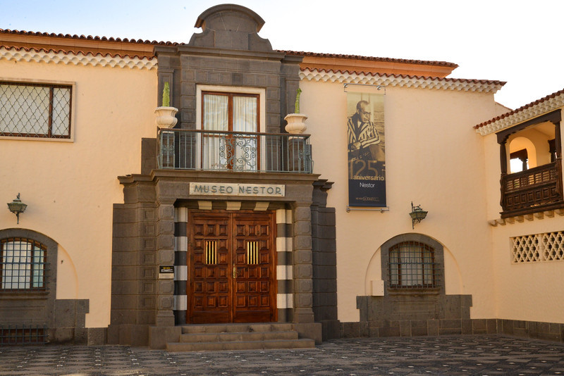 Museum of Great Spainish Artist.