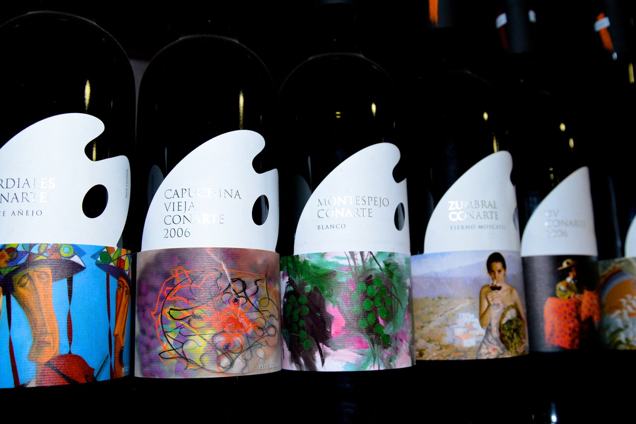 Closer Look At The Artistic Labels.