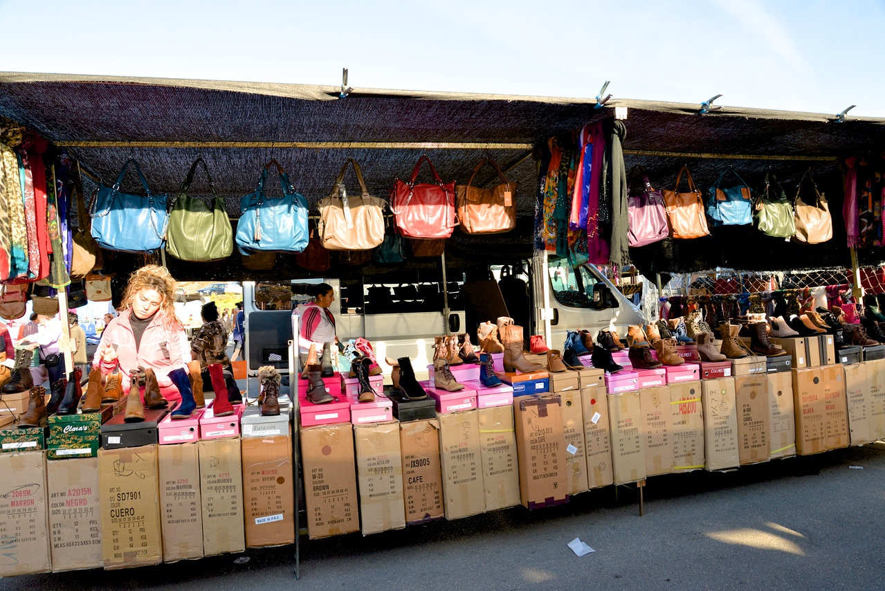 Shoes, Handbags and Scarves.