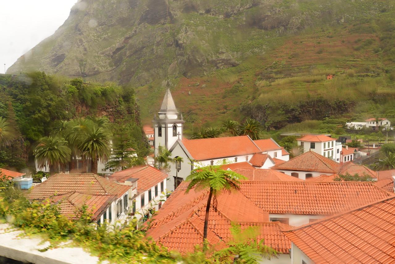 Coming Into Sao Vicente (Saint Vincent).