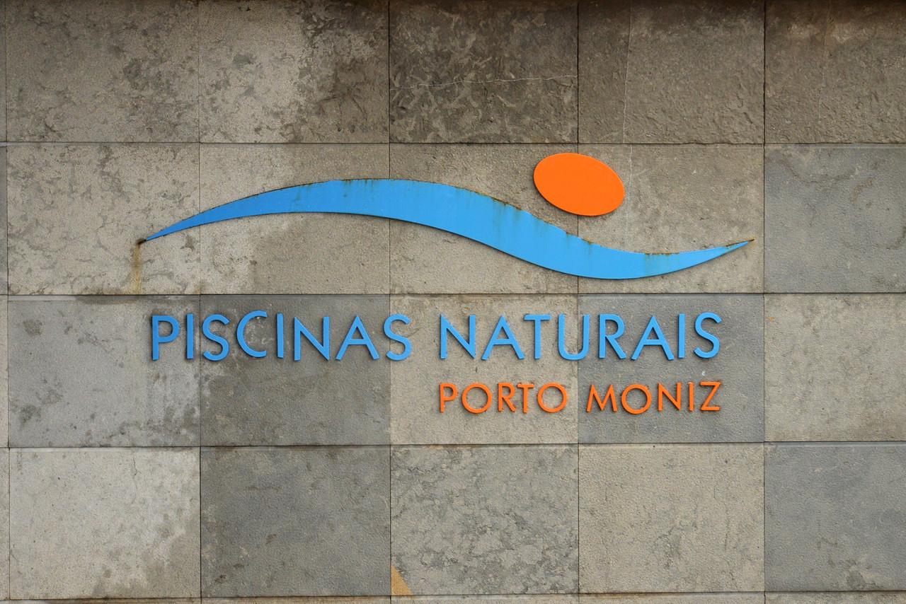 Natural Springs at Porto Moniz.