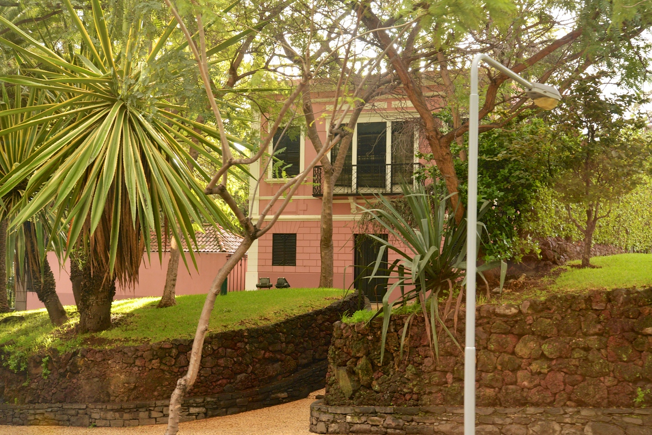 Home of The President of Madeira.