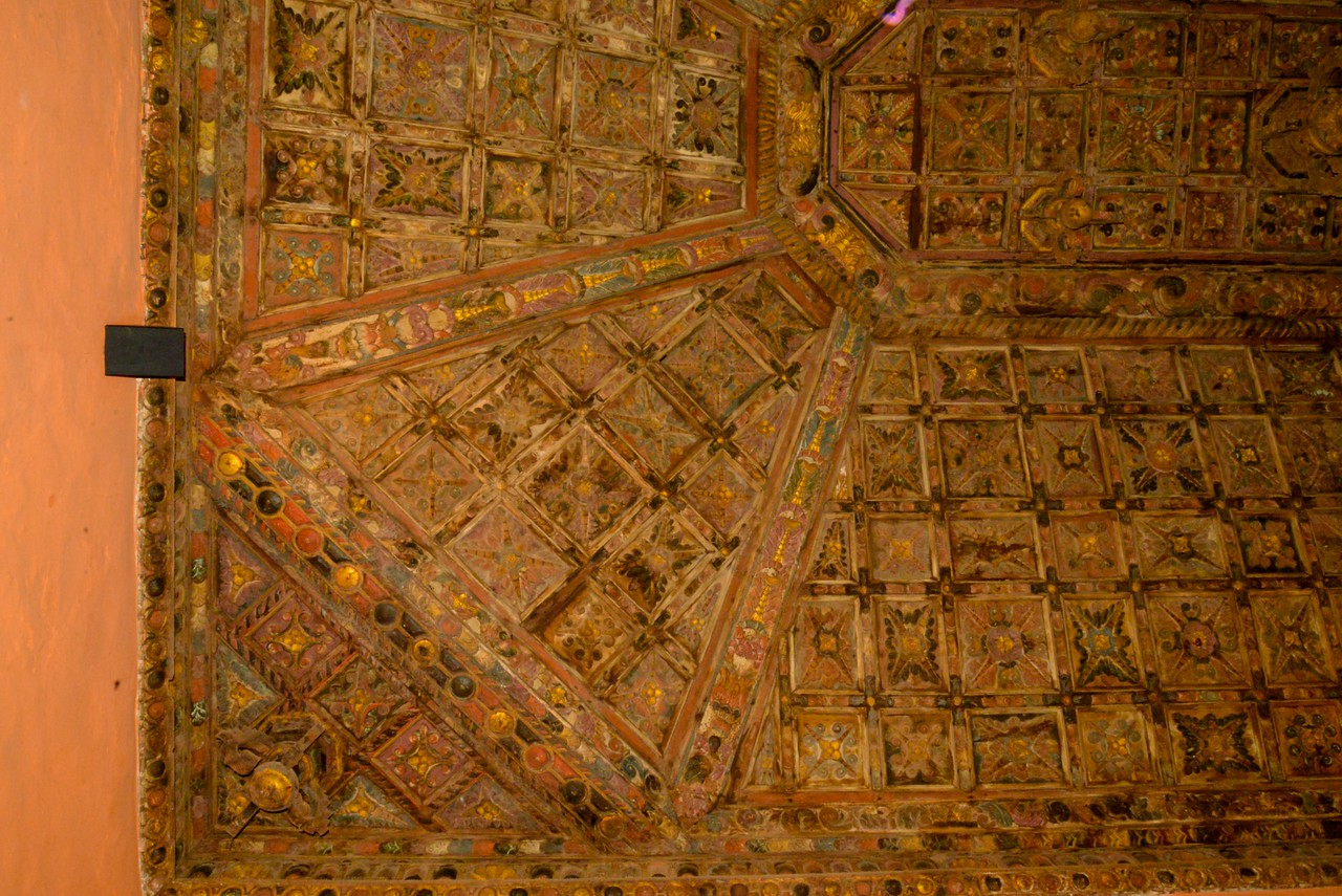 Another View of Wood Ceiling.