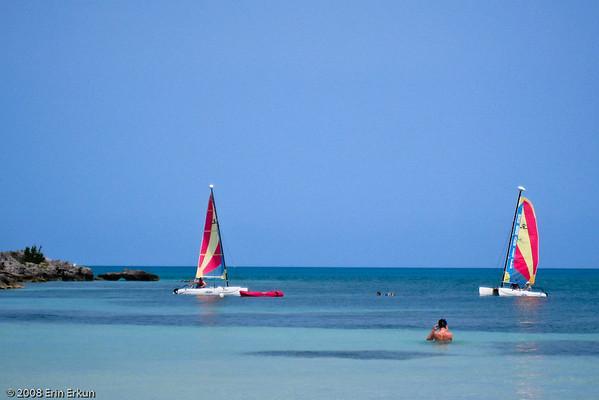 At Sea & On Land