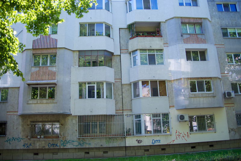 Example of Communist Apartments