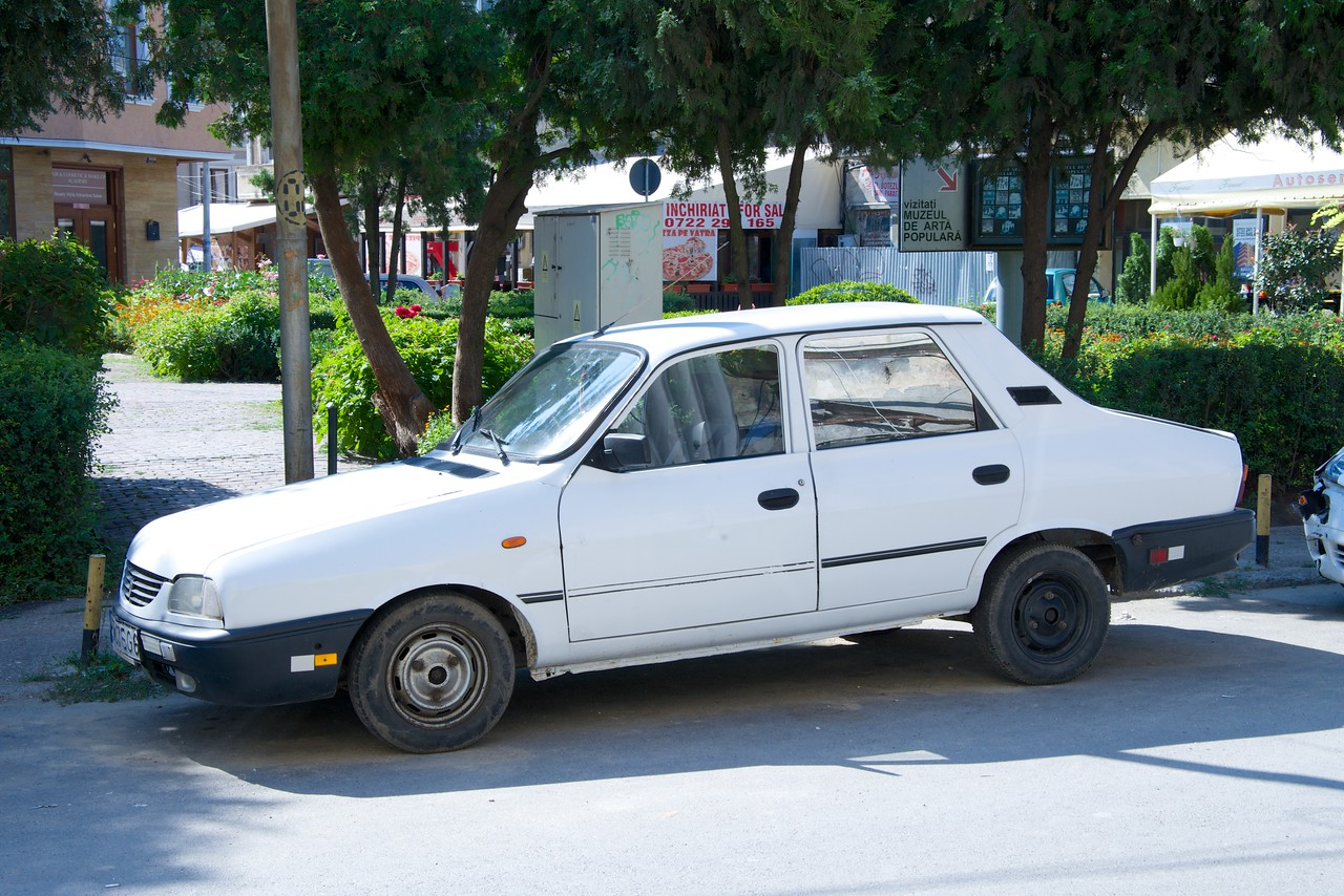 Common Car During Communist Time… A Dasha