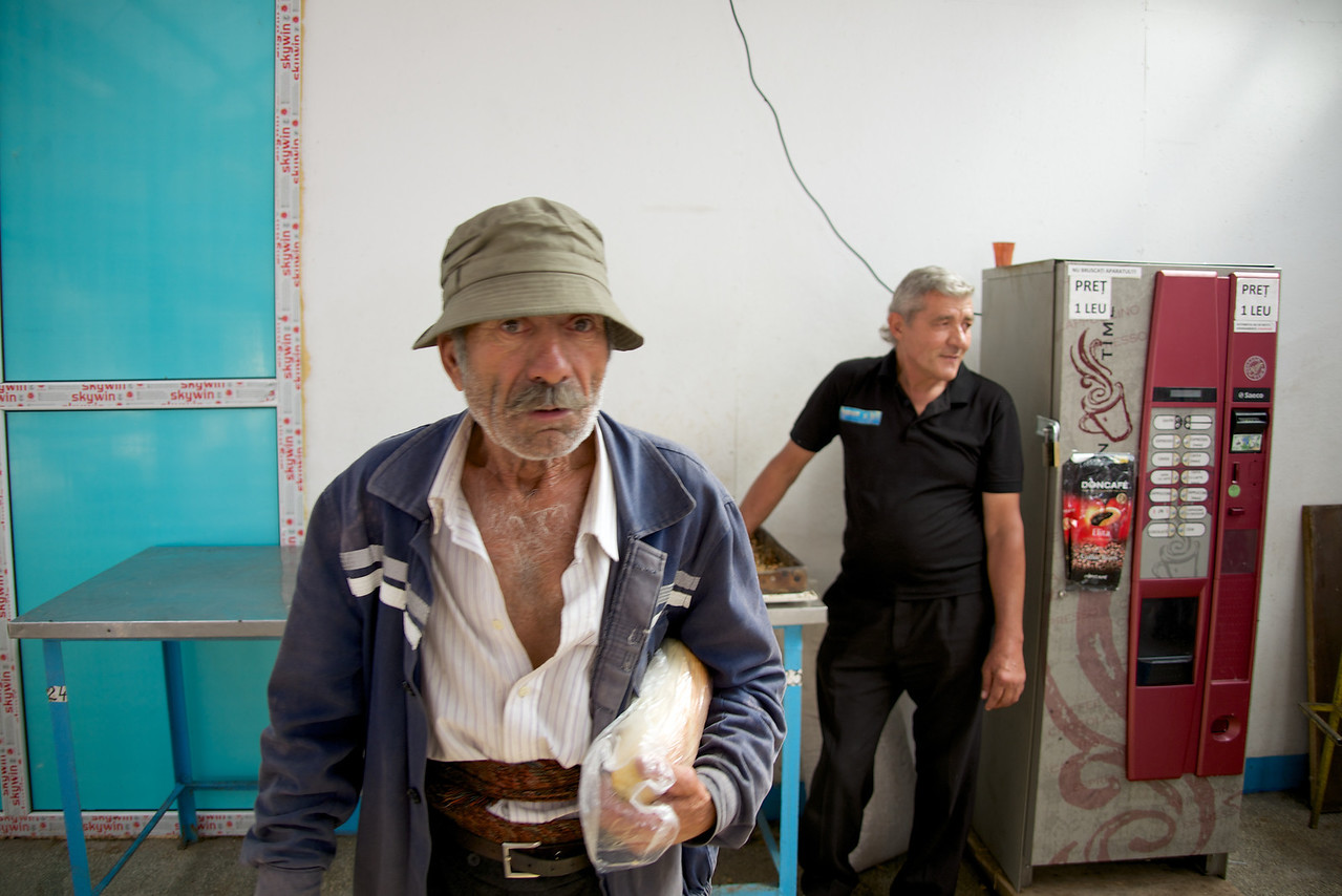 Locals in The Market