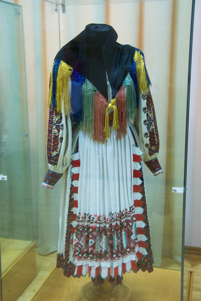 Another Example of Local Native Costume-Dress