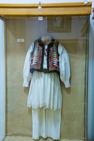 Traditional Garb of Romanians In and Around Constanta