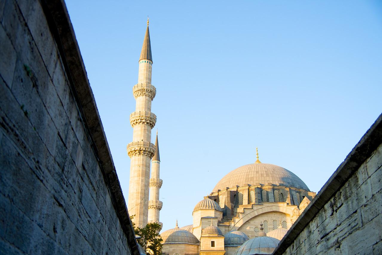 Suliman Mosque… 7pm