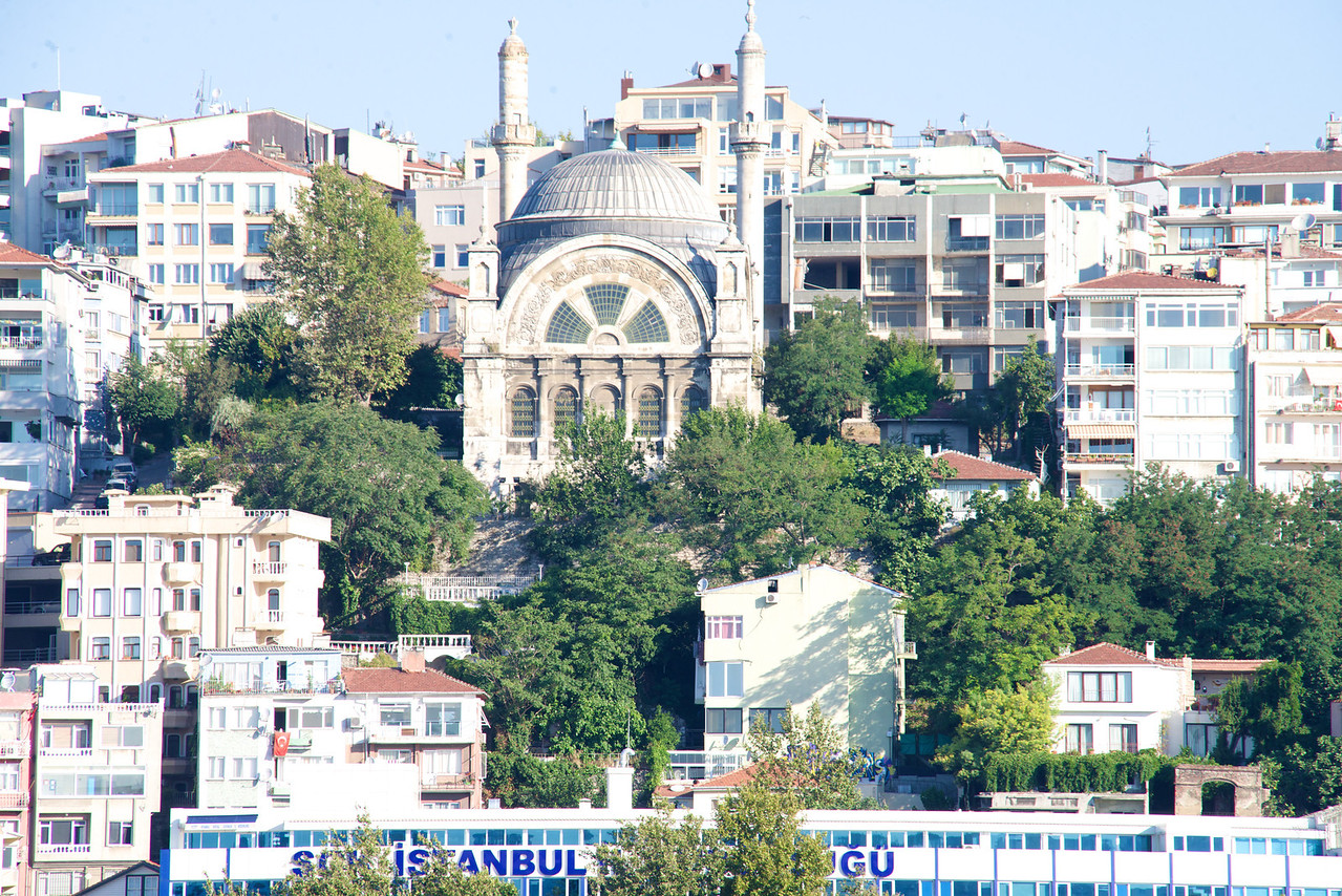 Another View of New Istanbul During Sail In