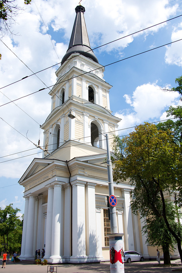 Main Cathedral of Odessa, Preobrazhensky Cathedral