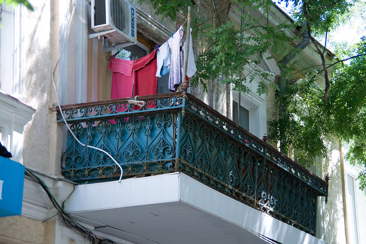 Typical Balcony Scene