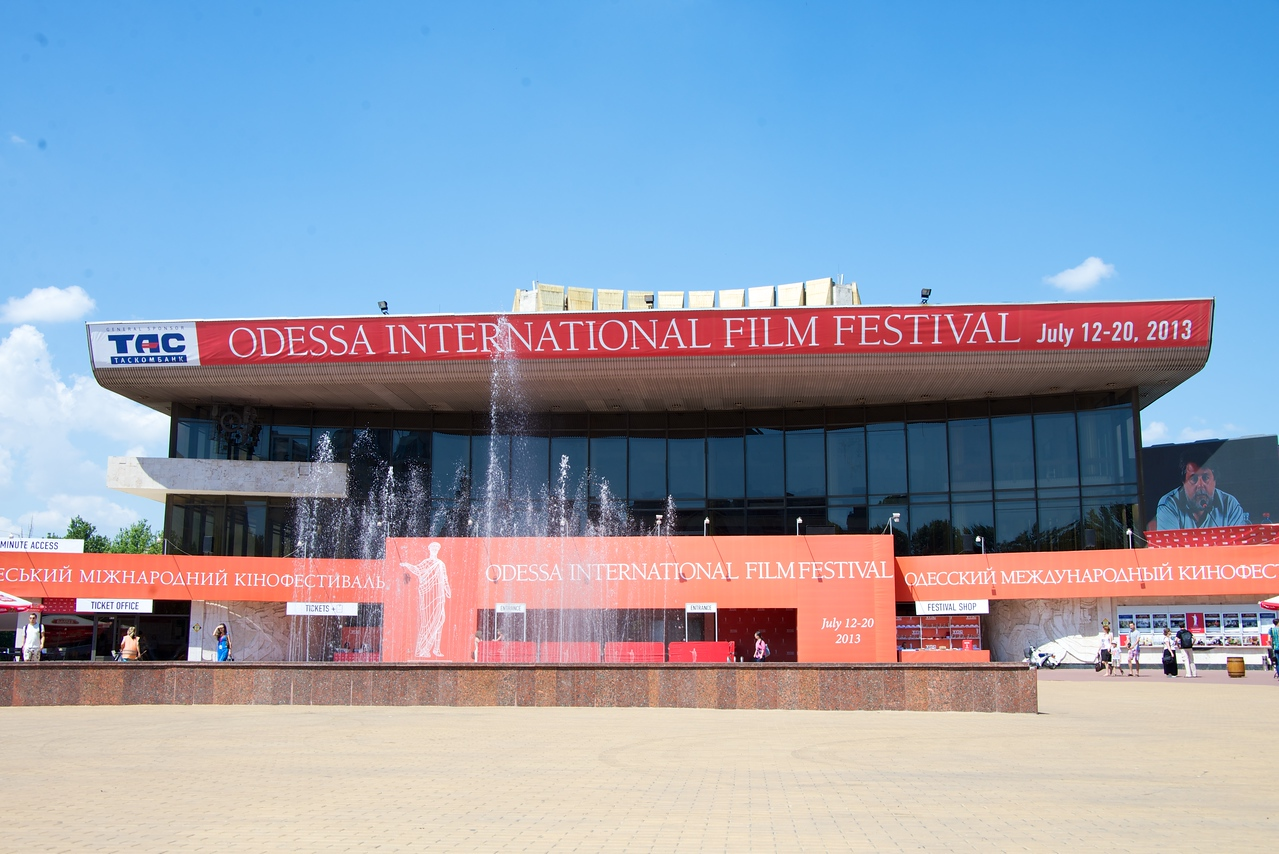 One of Three Sites for Odessa Film Festival