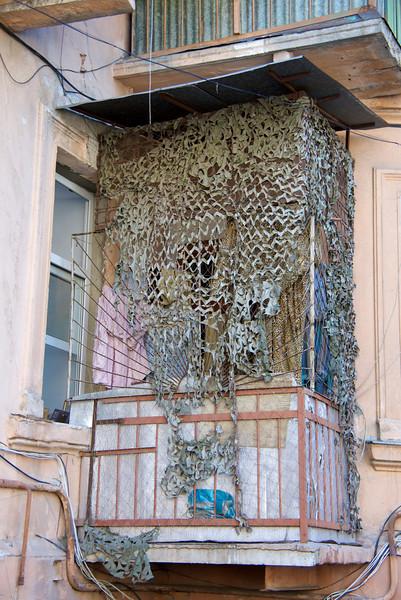 Camouflage Balcony