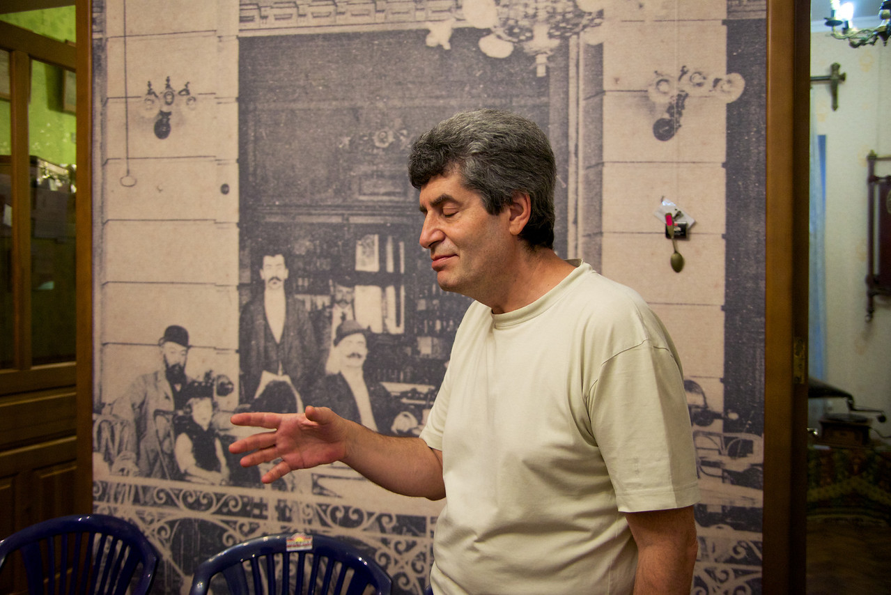Founder and Curator of Odessa Jewish Museum