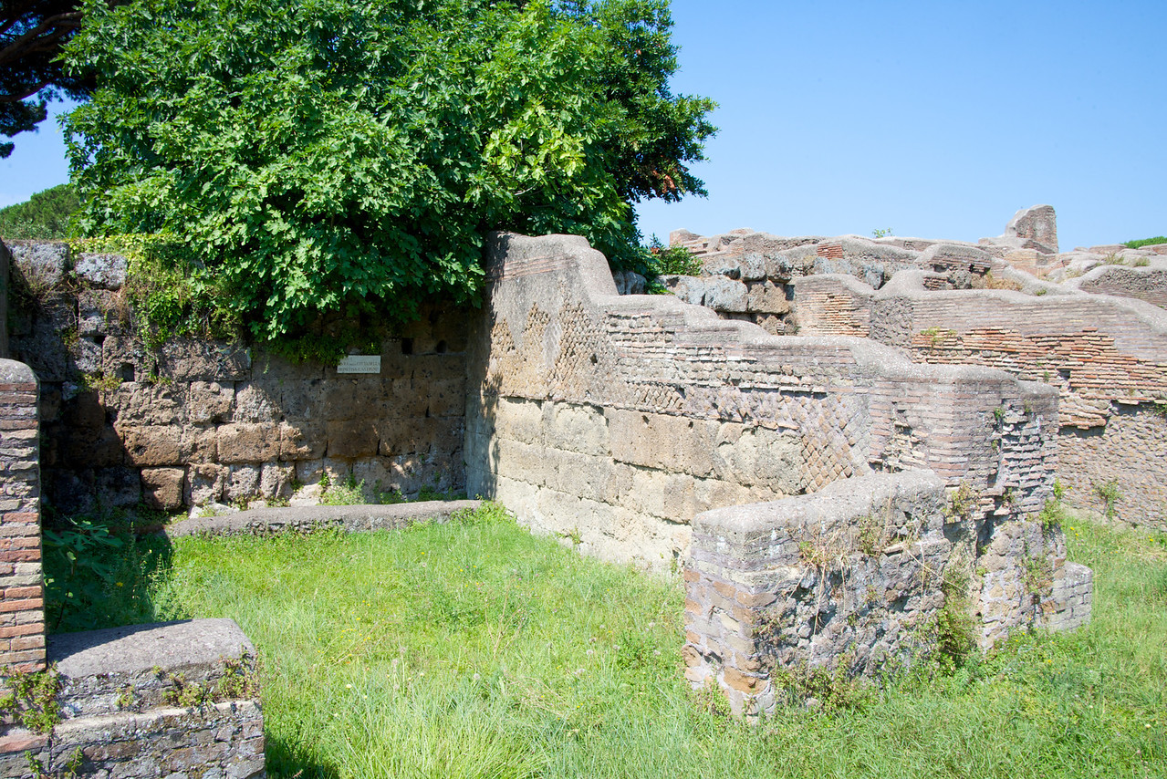 Military Barracks of Ostia