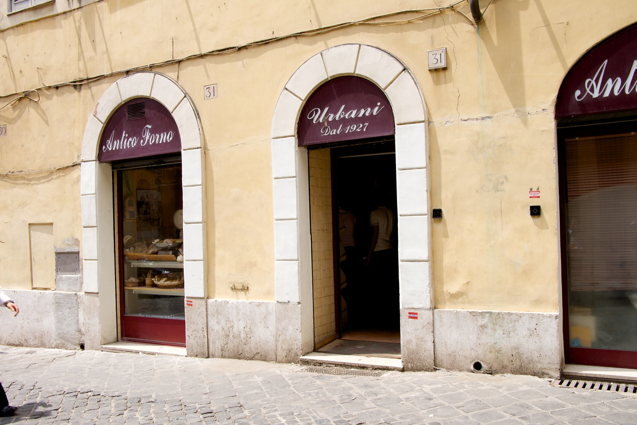 Another Well Know Pastry Shop    Often Seen in Travel Videos-Food Shows