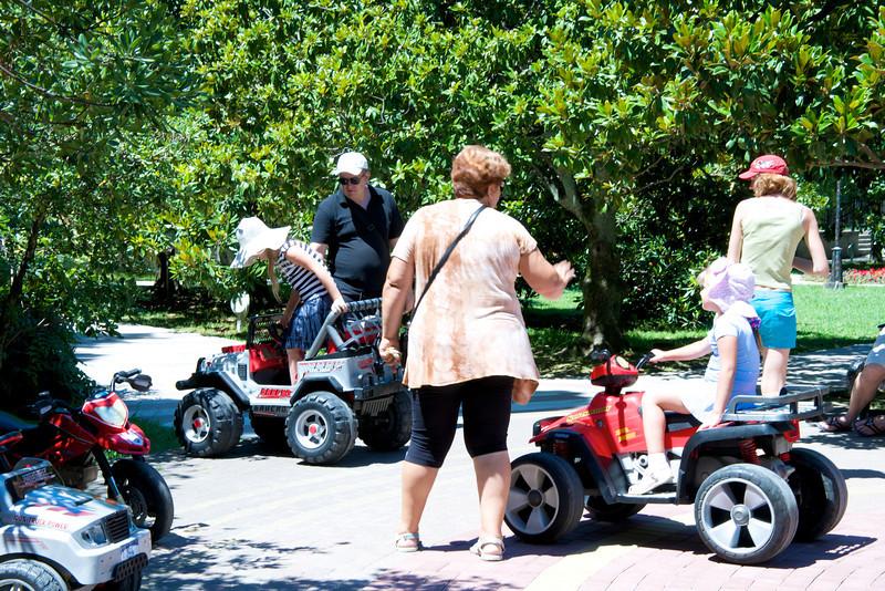 Children's Activities in The Park
