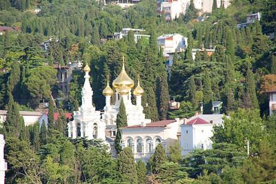 Yalta, Ukrane 7-21-2013