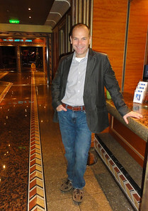 A night out on the ship