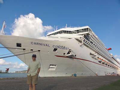 1st port of Call: Montego Bay, Jamaica