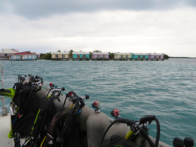 2nd port - Scuba diving in Belize!!