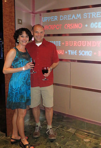 Lots of options onboard the Carnival Dream