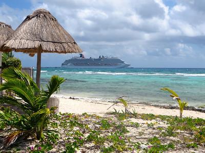 Costa Maya, Mexico and the Carnival Dream