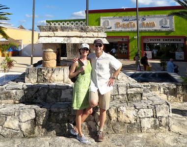 1st port - Cozumel, Mexico