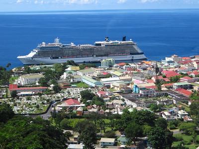 Celebrity Caribbean Cruise  Dec 2014