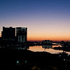 Hyatt Regency Baltimore<br /> Inner Harbor views are beautiful no matter the time of day.