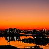 Hyatt Regency Baltimore<br /> Sunrise view on November 29.
