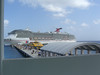 The Carnival Legend in Cozumel