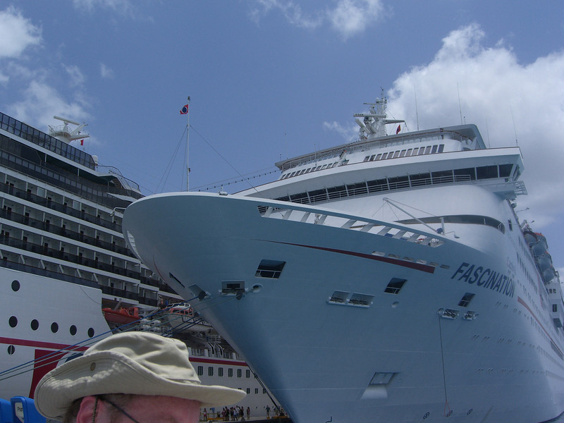 The Carnival Legend and Carnival Fascination in Cozumel