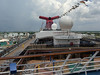 A view of the Carnival Legend