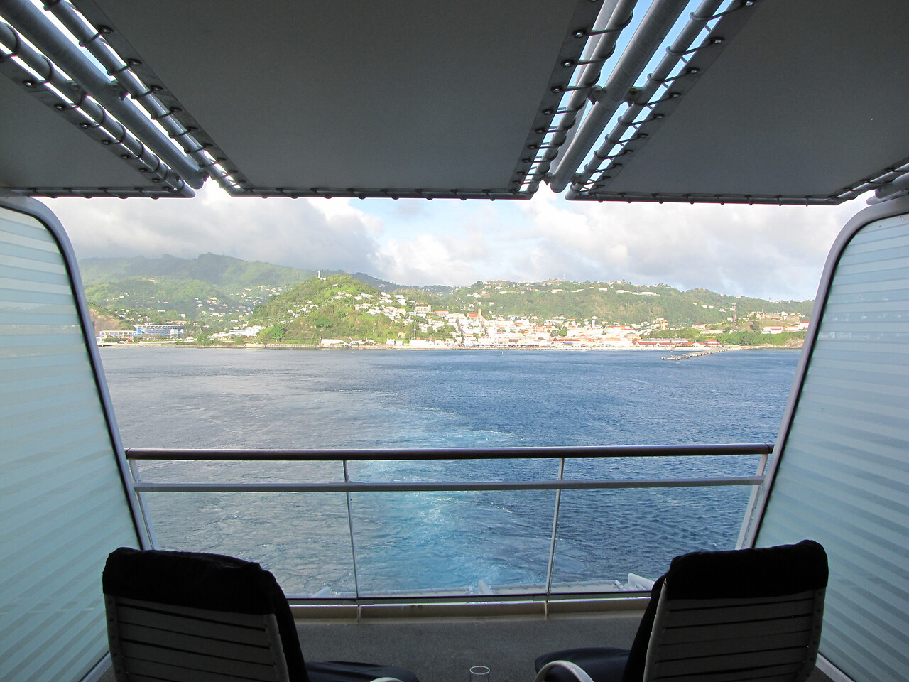 So long Grenada.