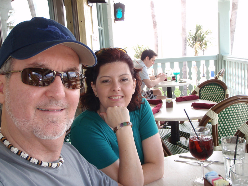 And then the Casablanca Cafe for lunch.