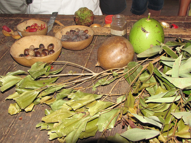 Inside, our guide provides an overview of the many spices produced on Grenada.