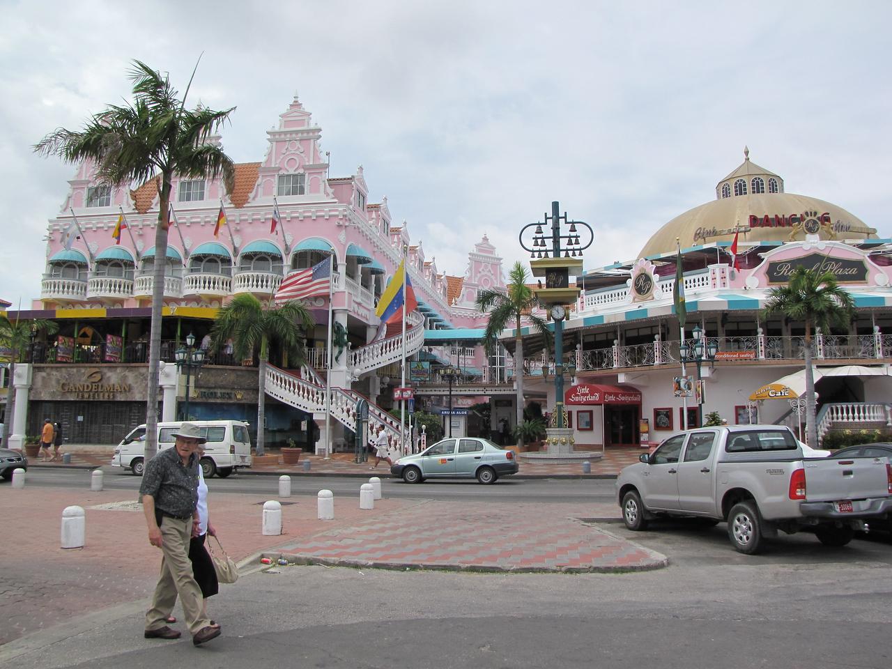 Iguana Joe's is in that complex.
