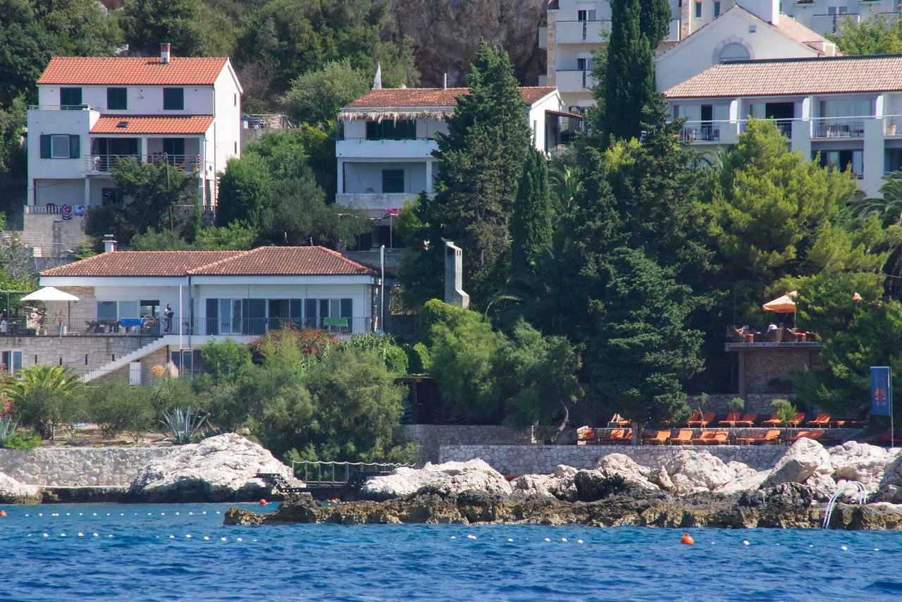 Hvar is very upscale Croatian resort area.