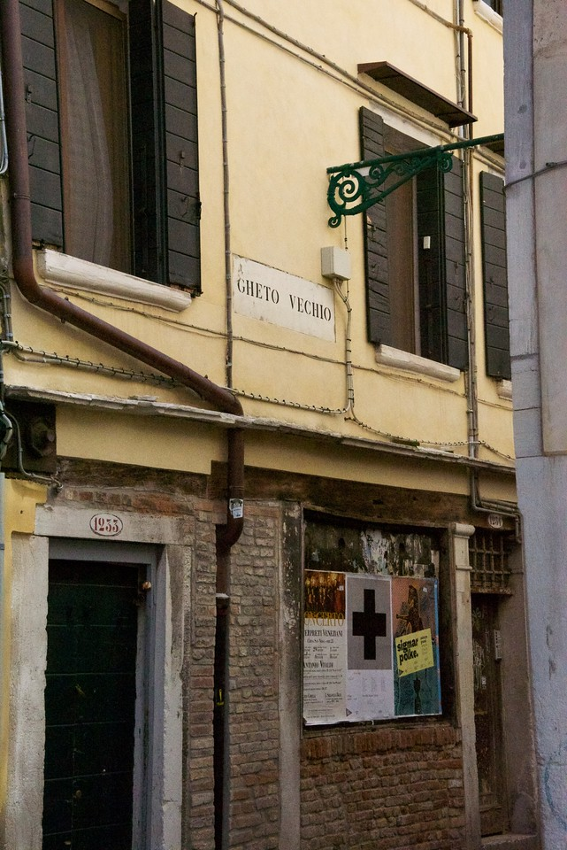 The Jewish quarters of the great European capitals were testaments to the diversity and richness of Jewish life. Venice Jewish ghetto was one of Europe's first established in 1516 in the Cannaregio district.