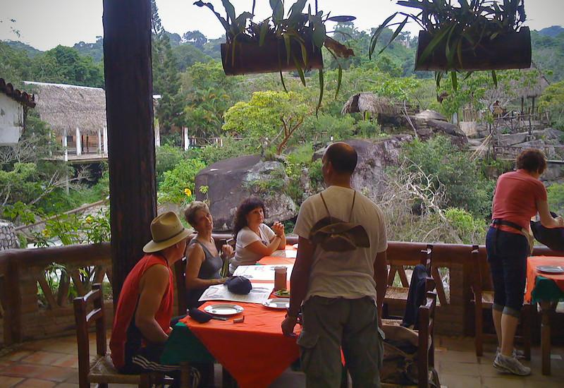 Chico's Paradise near Puerto Vallarta - 23 Sept 2009